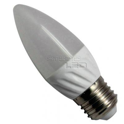 Genialny ŻARÓWKA E27 LED 6W 230V 2700K - Barwa ciepła - E27 - Żarówki LED XS38